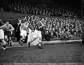 1954 - Soccer International: Ireland v Norway at Dalymount Park