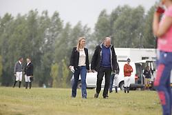 Van Laer Inge (BEL)<br /> SBB Competitie Jonge Paarden - Nationaal Kampioenschap - Kieldrecht 2014<br /> © Dirk Caremans