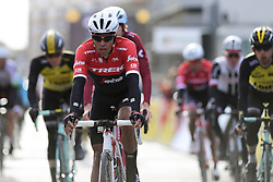 March 7, 2017 - Chalon Sur Saone, France - CHALON-SUR-SAONE, FRANCE - MARCH 7 : CONTADOR Alberto (ESP) Rider of Trek - Segafredo pictured during stage 03 of the 75th edition of the Paris - Nice cycling race, a stage of 190 km with start in Chablis and finish in Chalon-Sur-Saone on March 07, 2017 in Chalon-Sur-Saone, France, 7/03/2017 (Credit Image: © Panoramic via ZUMA Press)