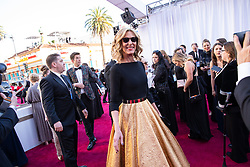 Christine Lahti arrives on the red carpet of The 91st Oscars® at the Dolby® Theatre in Hollywood, CA on Sunday, February 24, 2019.