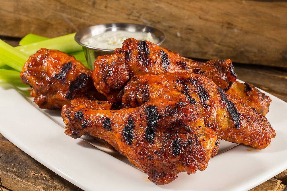 Chicken Wings,food photographer,miami,<br /> miami food photography