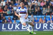 GOAL Ian Henderson starts his celebrations during the EFL Sky Bet League 1 match between Gillingham and Rochdale at the MEMS Priestfield Stadium, Gillingham, England on 30 March 2019.