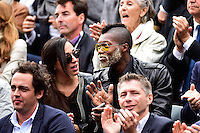 Djibril CISSE - 31.05.2015 - Jour 8 - Roland Garros 2015 <br />