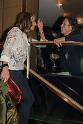 TARA BERNARD; STEPHEN WEBSTER, Spectator Life - 3rd birthday party. Belgraves Hotel, 20 Chesham Place, London, SW1X 8HQ, 31 March 2015