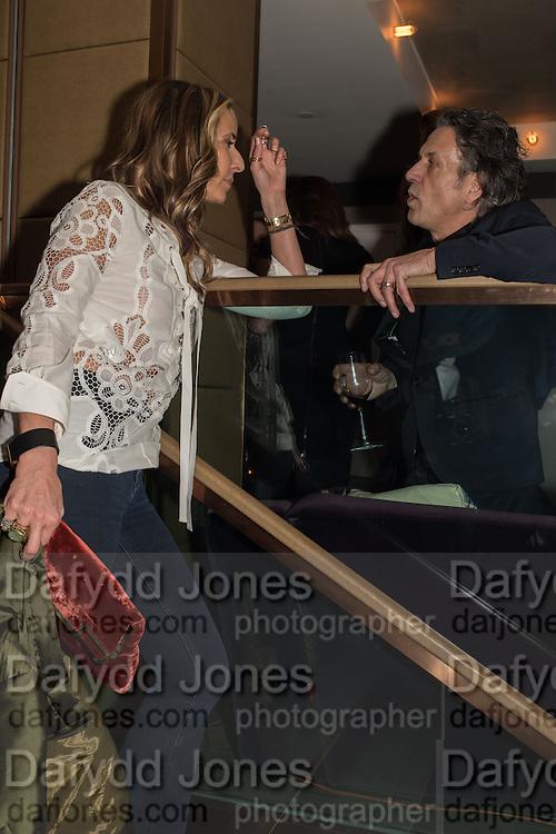 TARA BERNARD; STEPHEN WEBSTER, Spectator Life - 3rd birthday party. Belgraves Hotel, 20 Chesham Place, London, SW1X 8HQ, 31 March 2015
