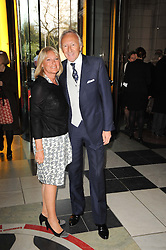HAROLD TILLMAN and at the opening of the Victoria & Albert Museum's latest exhibition 'Grace Kelly: Style Icon' opened by His Serene Highness Prince Albert of Monaco at the V&A on 15th April 2010.