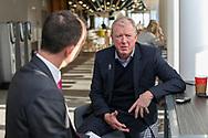 Portrait of Steve McClaren at the Sun Head Office, London, United Kingdom on 26 February 2020.