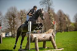 Simons Gauke, BEL, Hasta La Vista<br /> Nationaal Kampioenschap Eventing LRV - Vechmaal 2019Gothenburg 2019<br /> © Hippo Foto - Kris Van Steen<br /> 07/04/2019