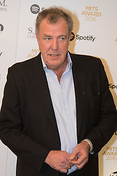 Grosvenor House Hotel, London, November 7th 2016. Luminaries from the music industry gather at the Grosvenor House Hotel for the Music Industry Awards, where this year The Who's Roger Daltrey CBE is honored with the 25th annual MITS award in support of Nordoff Robbins and The BRIT Trust. PICTURED: Jeremy Clarkson