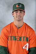 2015 Miami Hurricanes Baseball Photo Day