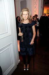 MARTHA LANE-FOX at the presentation of the Veuve Clicquot Business Woman Award 2010 held at the Institute of Contemporary Arts, 12 Carlton House Terrace, London on 23rd March 2010.  The winner was Laura Tenison - Founder and Managing Director of JoJo Maman Bebe.