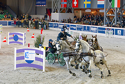 Heuliez Farouche, FRA<br /> World Cup Driving - Bordeaux 2002<br /> © Hippo Foto - Dirk Caremans<br /> 08/02/2002