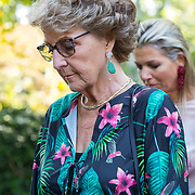 NLD/Den Haag/20190822 - Uitvaart Prinses Christina, Prinses Margriet