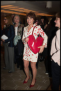 KATHY LETTE, Sandi  and Debbie Toksvig,  renewing their civil partnership vows at the Royal Festival Hall. London. 29 March 2014.