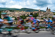 Landscape illustration during the 101th Tour of Italy, Giro d'Italia 2018, stage 11, Assisi - Osimo 156 km on May 16, 2018 in Italy - Photo Dario Belingheri / BettiniPhoto / ProSportsImages / DPPI
