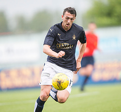Falkirk's David Smith. Falkirk 3 v 1 East Fife, Petrofac Training Cup played 25th July 2015 at The Falkirk Stadium.