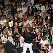 NLD/Hoofddorp/20060628 - CD presentatie Robert Leroy, optreden Robert Leroy