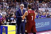 De Raffaele Walter, Tonut Stefano<br /> Umana Reyer Venezia vs Segafredo Virtus Bologna<br /> Lega Basket Serie A 2018/2019<br /> Venezia, 04/11/2018<br /> Foto M.Brunello/Ag. Ciamillo Castoria