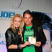 NLD/Bloemendaal/20110411 - CD presentatie Joel Geleynse, Sita Vermeulen en Joel Geleynse