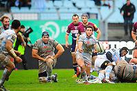Maxime MACHENAUD - 03.01.2015 - Racing Metro 92 / Bordeaux Begles - 15eme journee de Top 14 -<br />Photo : Benjamin Blanc / Icon Sport