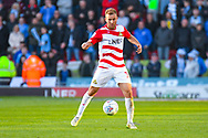 Herbie Kane of Doncaster Rovers (15) in action during the EFL Sky Bet League 1 match between Doncaster Rovers and Coventry City at the Keepmoat Stadium, Doncaster, England on 4 May 2019.
