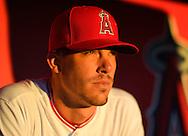Pitcher Alex Meyer poses during the Angels' Photo Day at Spring Training in Tempe, AZ on Tuesday, February 21, 2017. (Photo by Kevin Sullivan, Orange County Register/SCNG)