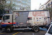 Unilever Food Solutions truck, Barcelona