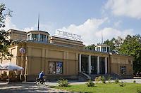 Teatr Ludowy - People's Theatre - in Nowa Huta Krakow Poland