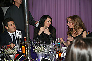 Luca del Bono and Martine McCutcheon attends Not Another Burns night. St. Martin's Lane Hotel.  Monday 3rd March 2008.<br /> *** Local Caption *** -DO NOT ARCHIVE-© Copyright Photograph by Dafydd Jones. 248 Clapham Rd. London SW9 0PZ. Tel 0207 820 0771. www.dafjones.com.