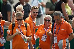 Ruiter Vanessa, Gal Edward, Werner Nicole, Ernes Wim, (NED)<br /> European Championships - Aachen 2015<br /> © Hippo Foto - Dirk Caremans<br /> 13/08/15