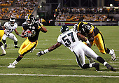 2005 Eagles at Steelers