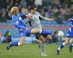 060107 Millwall v Everton