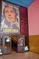 Maroc, Casablanca, cinema Lynx // Morocco, Casablanca, Lynx cinema