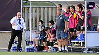 Fotball<br /> UEFA European Women's Under-19 Championships<br /> Group B<br /> Mjøndalen 18.07.2014<br /> Irland v England 2:1<br /> Foto: Morten Olsen, Digitalsport<br /> <br /> David Connell - head coach Ireland