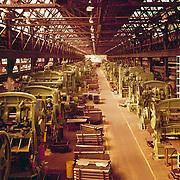 Studebaker Plant - Stamping/Press Shop