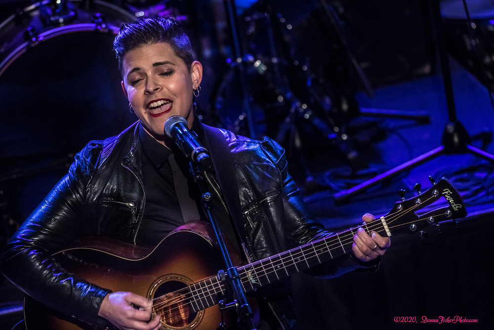 Regina Sayles. The 21st Annual Lehigh Valley Music Awards Show<br /> presented by the GLVMA & ArtsQuest, sponsored by Martin Guitar & presented by Tri Outdoor Advertising was held<br /> Sunday, March 1st, 2020 at The Musikfest Cafe at ArtQuest SteelStacks in Bethlehem, Pa..