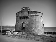 Martello Tower no. 6 Balcarrick, Portrane Beach, Dublin 1804,