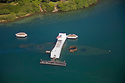 Arizona Memorial, Pearl Harbor, Oahu, Hawaii