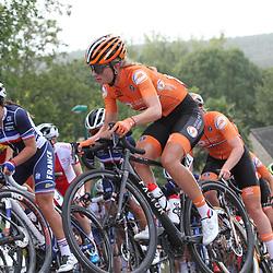 26-08-2020: Wielrennen: EK wielrennen: Plouay<br /> Karlijn Swinkels (Netherlands)26-08-2020: Wielrennen: EK wielrennen: Plouay
