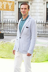 © London News Pictures. 05/06/2013. London, UK. Dan Stevens at the Royal Academy of the Arts Summer Exhibition 2013 - Preview Party . Photo credit : Brett D. Cove/PiQtured/LNP