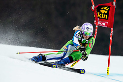 BUCIK Ana of Slovenia competes during the 6th Ladies'  GiantSlalom at 55th Golden Fox - Maribor of Audi FIS Ski World Cup 2018/19, on February 1, 2019 in Pohorje, Maribor, Slovenia. Photo by Vid Ponikvar / Sportida