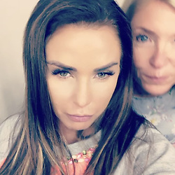 """Katie Price releases a photo on Instagram with the following caption: """"Don't forget I'm singing LIVE at 2230 on @bbuk tonight you can pre order my single i got you now on I tunes wooo"""". Photo Credit: Instagram *** No USA Distribution *** For Editorial Use Only *** Not to be Published in Books or Photo Books ***  Please note: Fees charged by the agency are for the agency's services only, and do not, nor are they intended to, convey to the user any ownership of Copyright or License in the material. The agency does not claim any ownership including but not limited to Copyright or License in the attached material. By publishing this material you expressly agree to indemnify and to hold the agency and its directors, shareholders and employees harmless from any loss, claims, damages, demands, expenses (including legal fees), or any causes of action or allegation against the agency arising out of or connected in any way with publication of the material."""