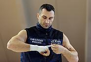 Klitschko Training 060417