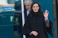 021920 Queen Letizia attends a Meeting of the Board of Trustees of the UNICEF Foundation