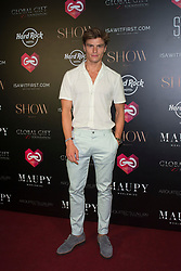 Global Gift Gala party at STK Ibiza . 21 Jul 2017 Pictured: Oliver Cheshire. Photo credit: MEGA TheMegaAgency.com +1 888 505 6342