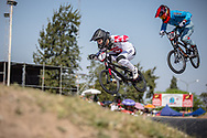 #7 (GRAF David) SUI  at Round 9 of the 2019 UCI BMX Supercross World Cup in Santiago del Estero, Argentina