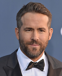 Stars attend the 22nd Annual Critics Choice Awards in Santa Monica, California. 11 Dec 2016 Pictured: Ryan Reynolds. Photo credit: Bauer Griffin / MEGA TheMegaAgency.com +1 888 505 6342