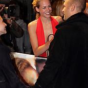NLD/Amsterdam/20081013 - Premiere Bride Flight, Nicolette Kluijver