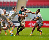 Rugby-Gallagher Premiership-Wasps at Leicester Tigers-Feb 19, 2021