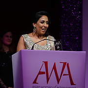 London, UK. 10th May 2017. Business awards to Raj Dohil at The Asian Women of Achievement Awards 2017 at the London Hilton on Park Lane Hotel. Photo by See li